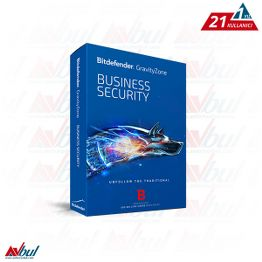 Bitdefender GravityZone Business Security 20 Kullanıcı 1 Server 1 Yıl