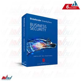Bitdefender GravityZone Business Security 5 Kullanıcı 1 Server 1 Yıl